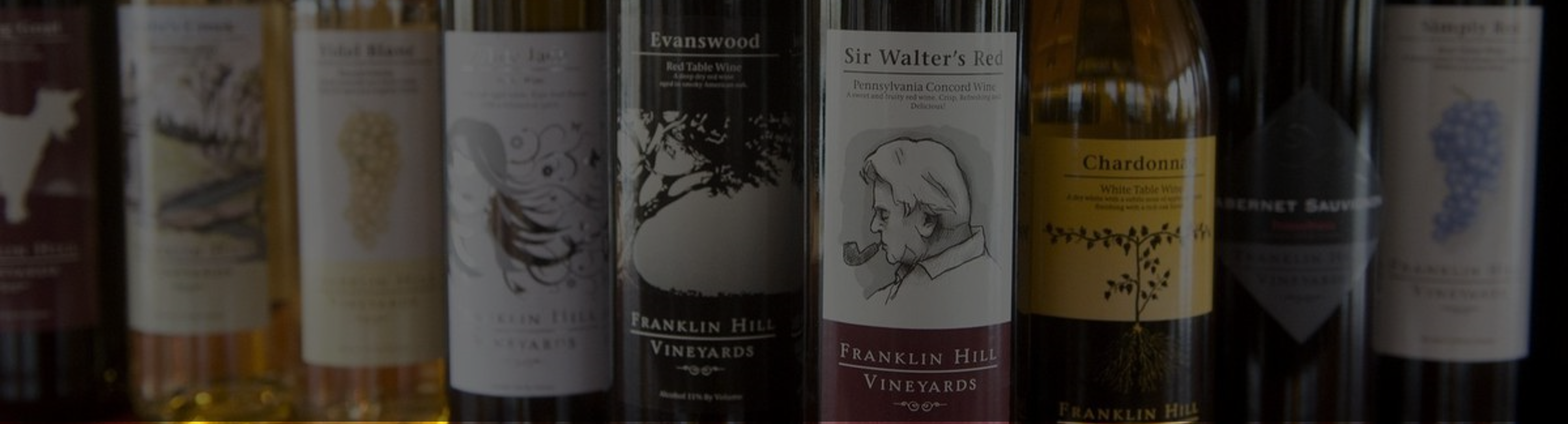 Franklin Hill Vineyards Updates